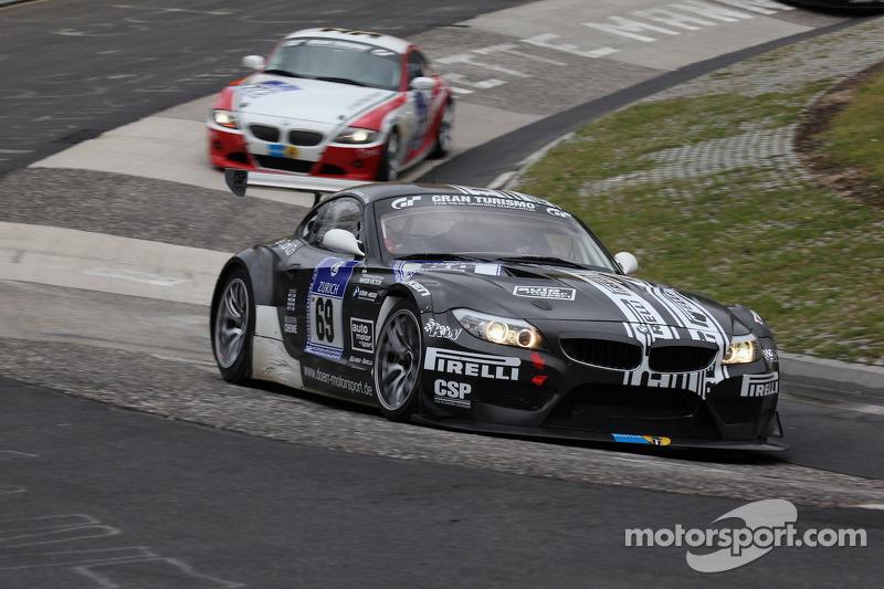 69 Doerr Motorsport BMW Z4 GT3: Stefan Aust, Rudi Adams, Jochen ...