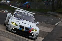 #25 BMW Motorsport BMW M3 E92: Joerg Mueller, Augusto Farfus, Uwe Alzen, Pedro Lamy