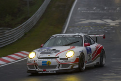 #35 Scuderia Offenbach Porsche 997 GT3 Cup: Matthias Weiland, Rodney Forbes, Kai Riemer, David Horn