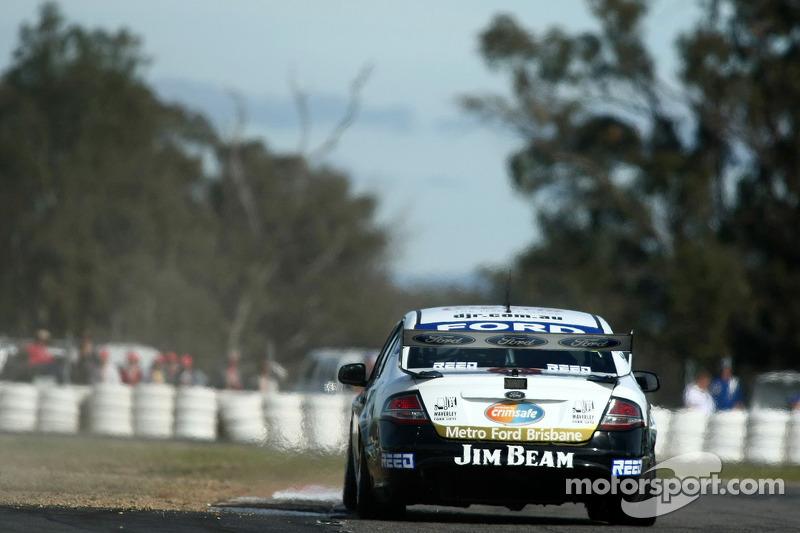 #18 Jim Beam Racing: James Courtney