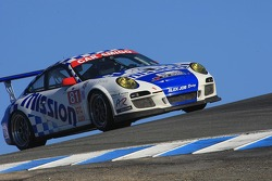 #81 Alex Job Racing Porsche 911 GT3 Cup: Juan Gonzalez, Butch Leitzinger, Rudy Junco, Jr.