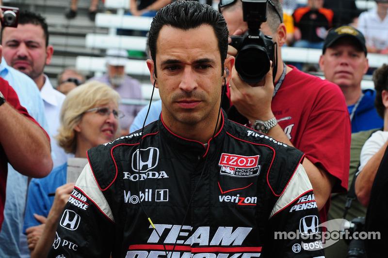 Helio Castroneves, Team Penske