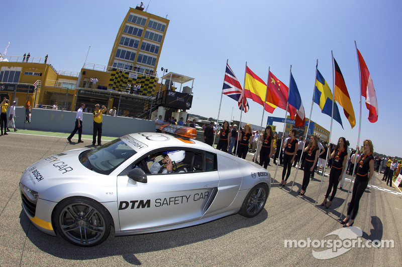 DTM safety car