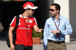 Felipe Massa, Scuderia Ferrari, Nicolas Todt, Pilot Menajeri