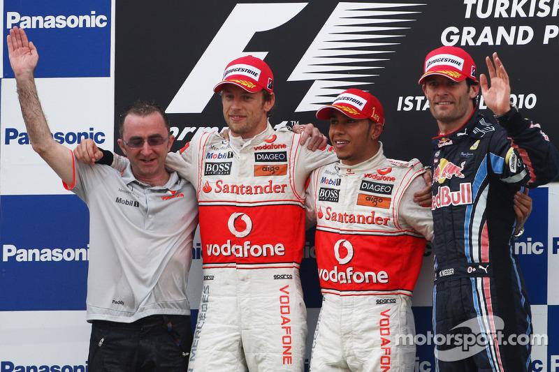 12- Gran Premio de Turquía 2010, McLaren