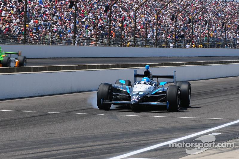 Dreyer And Reinbold >> Tomas Scheckter, Dreyer & Reinbold Racing at Indy 500