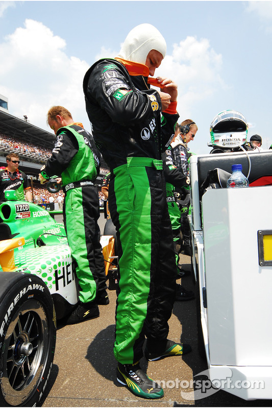 Townsend Bell, Sam Schmidt/Ganassi Racing
