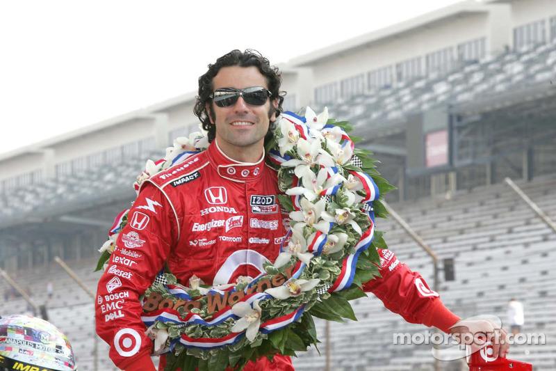 Sieger Dario Franchitti, Target Chip Ganassi Racing