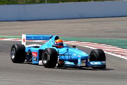 #2 Marijn van Kalmthout, Benetton B197 F1