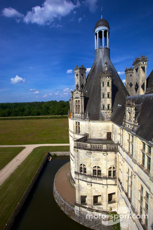 Bezoek aanf Château de Chambord