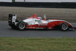 Valtteri Bottas wins the Masters of Formula 3