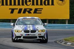 #46 Fall-Line Motorsports BMW M3: Mark Boden, Andy Pilgrim