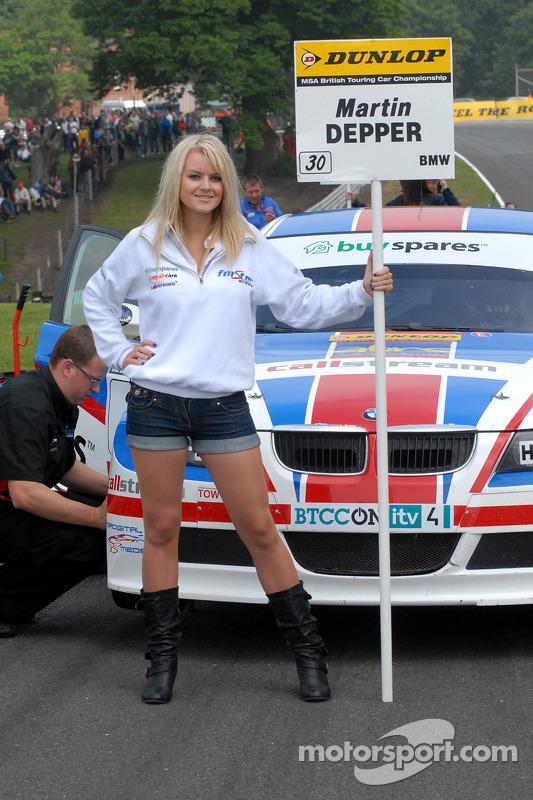 Martin Depper's gridgirl