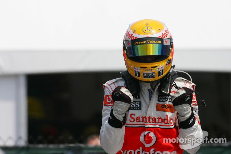 13- Gran Premio de Canadá 2010, McLaren