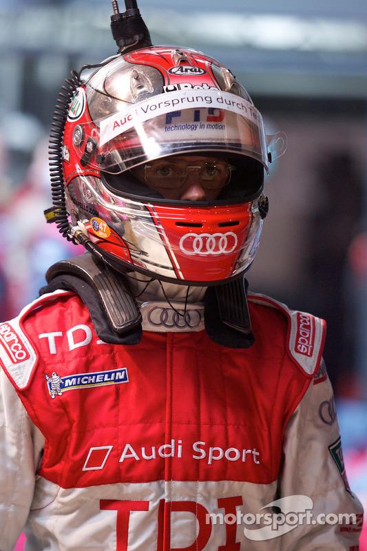 Rinaldo Capello klaar voor pitstop