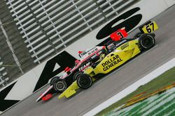 Sarah Fisher, Sarah Fisher Racing & Helio Castroneves, Team Penske
