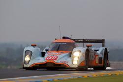 #007 Aston Martin Racing Lola Aston Martin: Harold Primat, Stefan Mücke, Adrian Fernenez