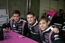 Matthieu Lahaye, Guillaume Moreau, Jan Charouz