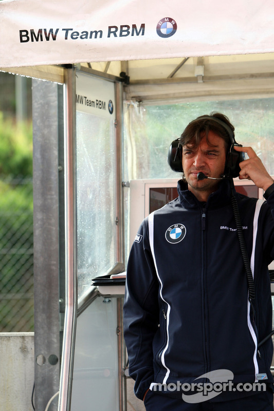 Team BMW RBM
