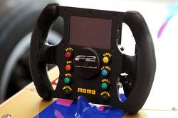 F2 steering wheel