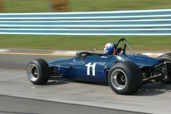 #11- 1970 Chevron B17b, Travis Engen.