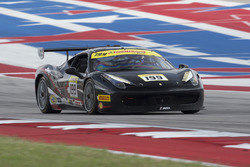 #199 Ferrari of Ontario, Ferrari 458: Barry Zekelman
