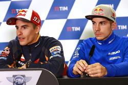 Marc Marquez, Repsol Honda Team, Maverick Viテアales, Team Suzuki MotoGP