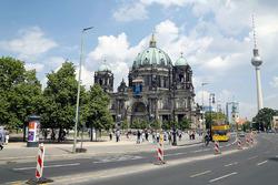 Атмосфера в Берлине