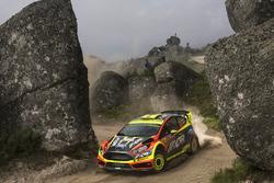 Мартин Прокоп и Яно Томанек, Ford Fiesta RS WRC