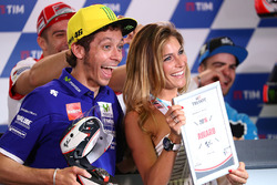 Valentino Rossi, Yamaha Factory Racing, Elonora Pedron, Max Biaggi's ex-wife