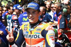 Secondo posto Marc Marquez, Repsol Honda Team
