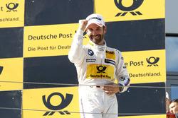 Podium: Sieger Timo Glock, BMW Team RMG, BMW M4 DTM