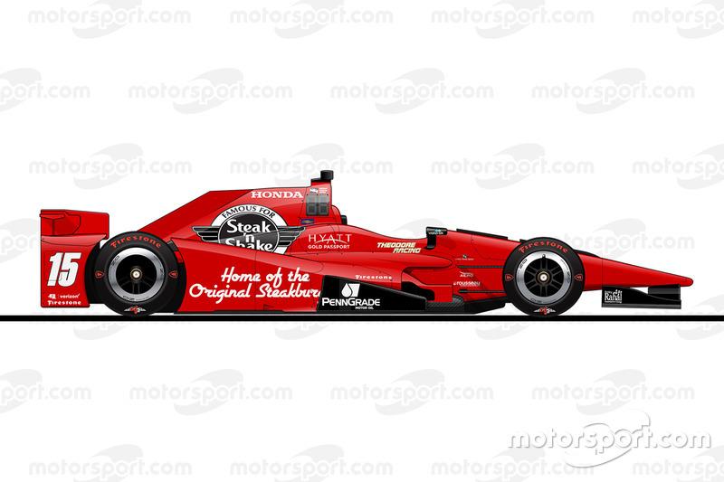 Startposition 26: Graham Rahal (Rahal-Honda)