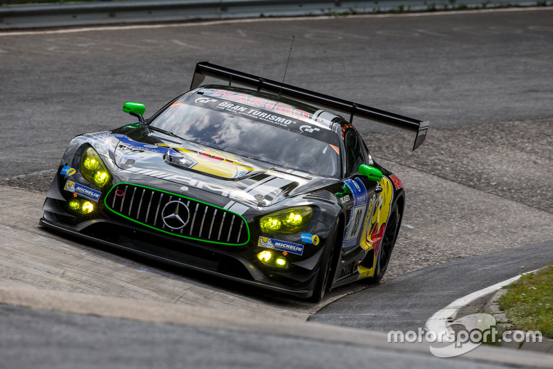 3. #88 Haribo Racing Team-AMG, Mercedes-AMG GT3