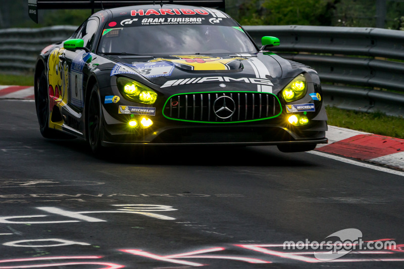 4. #8 Haribo Racing Team - AMG, Mercedes-AMG GT3