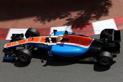 rRio Haryanto, Manor Racing