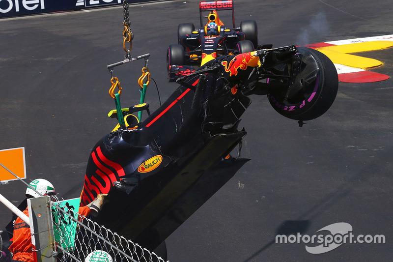 6/21: Grand Prix van Monaco: opgave