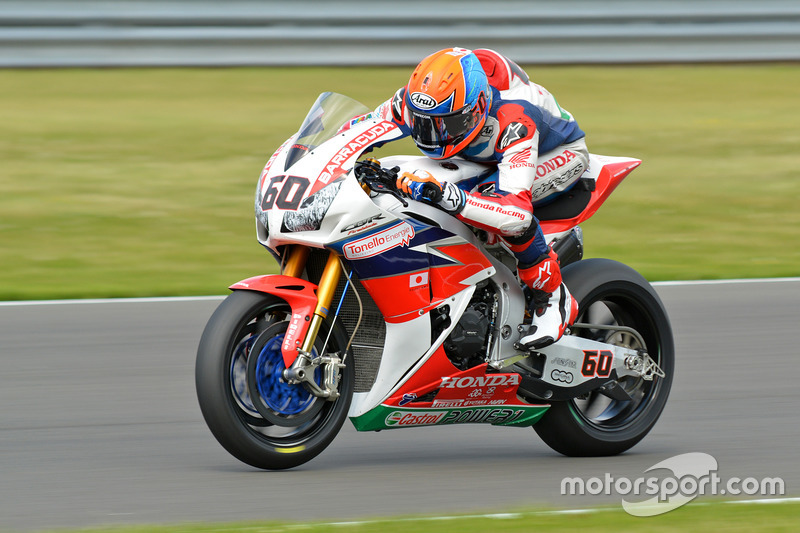 Michael van der Mark (Honda; 8./8.)