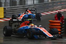 Rio Haryanto, Manor Racing MRT MRT05