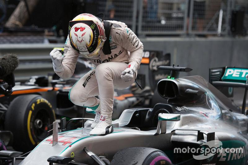 Celebration  Resultat Mercedes
