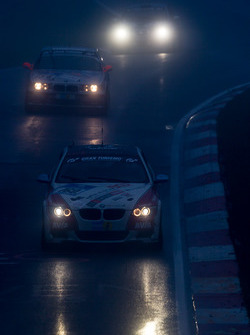 #160 Team Securtal Sorg Rennsport, BMW 325i: Erki Koldits, Roul Liideman, Ulf Wickop, Nicolas Griebner