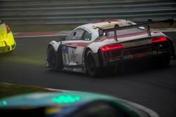 #11 Audi race experience,  Audi R8 LMS: Micke Ohlsson, Christian Bollrath, Ralf Oeverhaus, Maximilian Hackländer