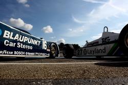 Porsche 956 und Williams F1