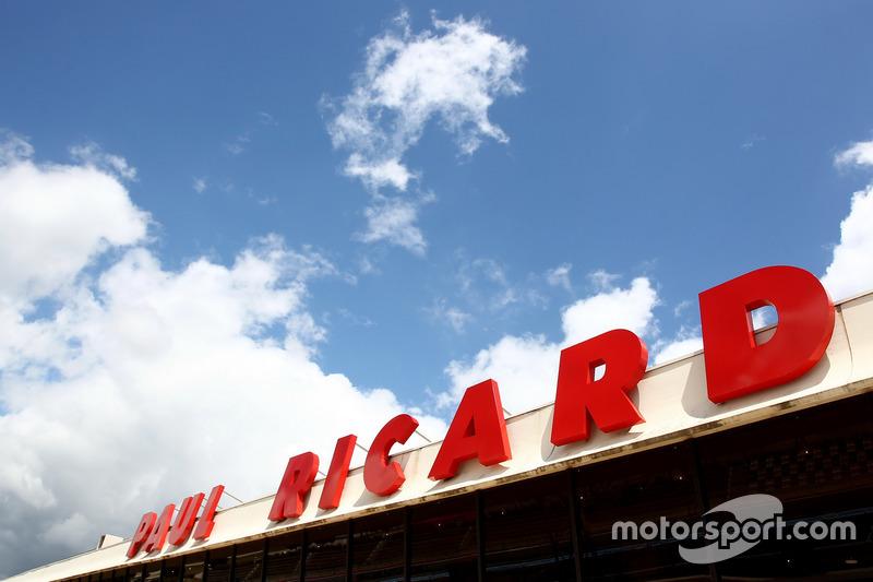 Logo du circuit Paul Ricard