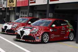 Alfa Romeo Giulietta TCR, Romeo Ferraris, Mulsanne Racing