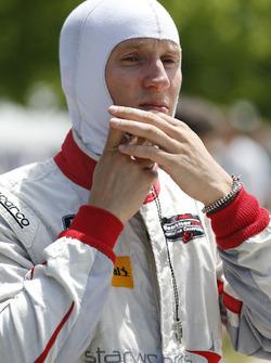 #8 Starworks Motorsports ORECA FLM09: Renger van der Zande