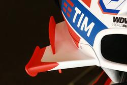 Ailerons de Ducati Team