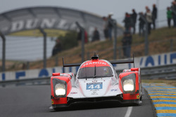 #44 Manor Oreca 05 - Nissan: Тор Грейвс, Метт Рао, Роберто Мері