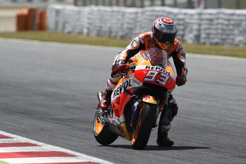 Marc Marquez (Honda), 2. Platz