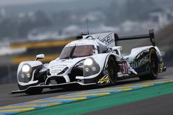 #31 Extreme Speed Motorsports Ligier JS P2 - Nissan: Ryan Dalziel, Chris Cumming, Pipo Derani